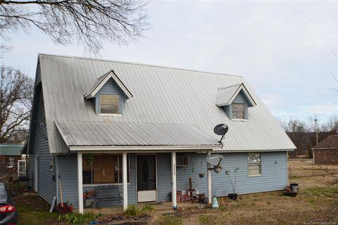 Photo of 34848 Whitesboro Ave, Whitesboro, OK 74577