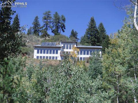9125 Canyon Dr Unit A, Woodland Park, CO 80863