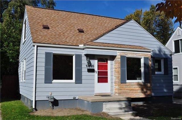 13720 Labelle St Oak Park Mi 48237 Home For Sale