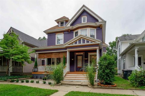 Photo of 803 Park Ave, South Bend, IN 46616