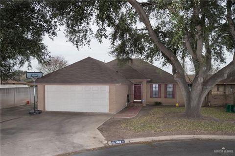 1323 Cynthia Ln, Pharr, TX 78577