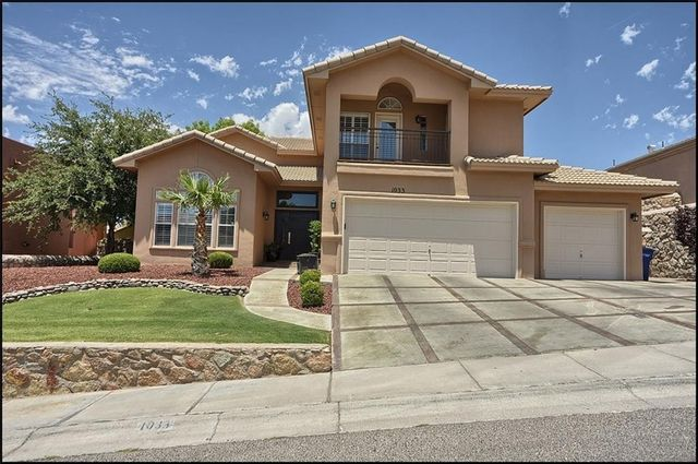 1033 Calle Parque Dr El Paso Tx 79912 Home For Sale