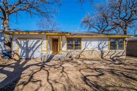 4249 Carol Ave, Fort Worth, TX 76105