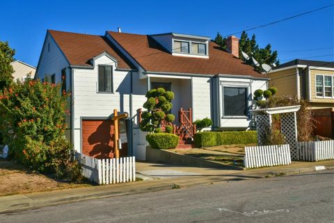 103 Village Ln Daly City Ca 94015 House For
