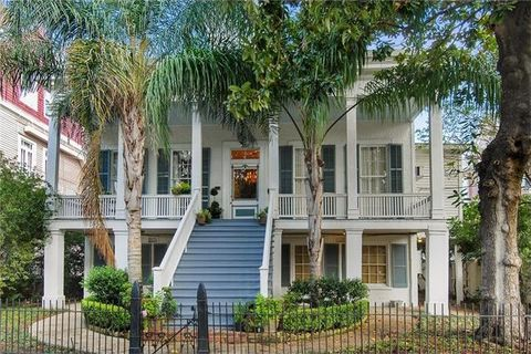 Garden District New Orleans LA Real Estate Homes for Sale