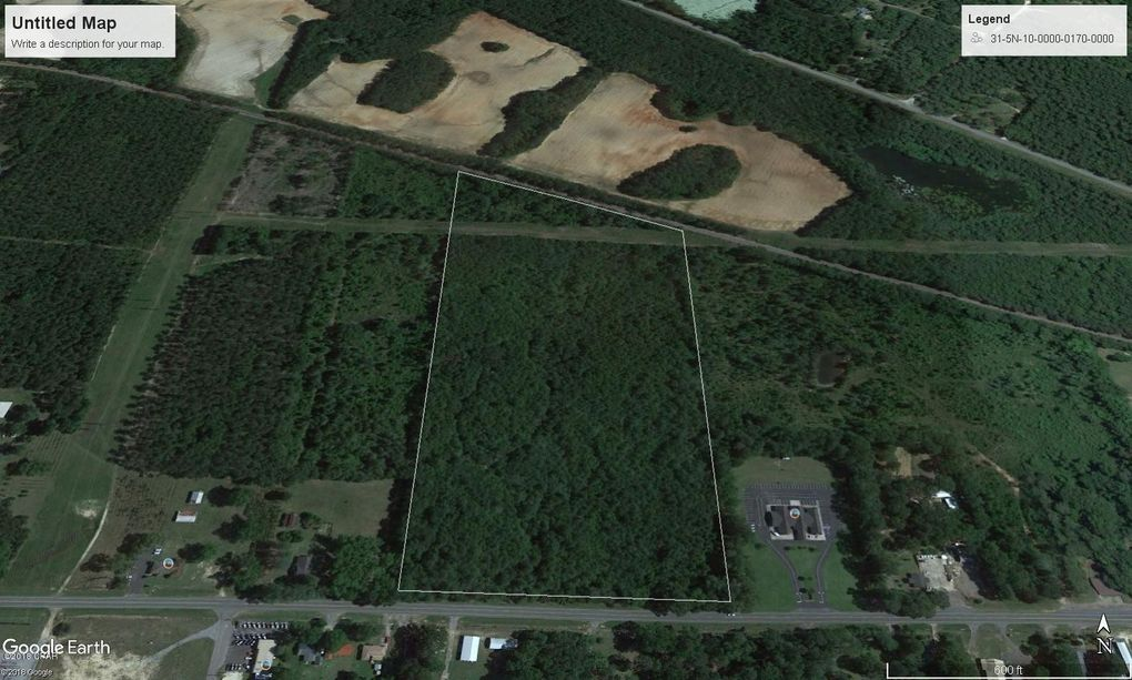 Marianna Florida Map.Highway 90 Marianna Fl 32446 Land For Sale And Real Estate