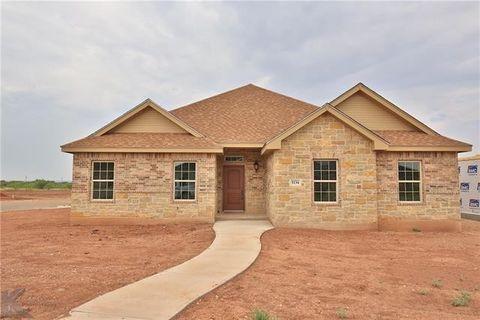 Page 4 Abilene Tx Real Estate Abilene Homes For Sale