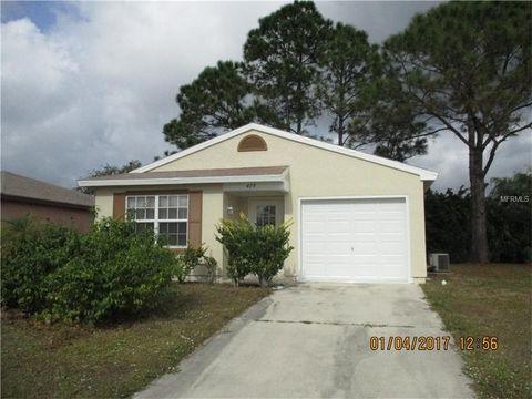429 Ricold Ter, Port Charlotte, FL 33954