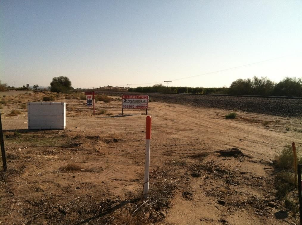 2450 ave 25 e wellton az 85356 land for sale and real estate listing
