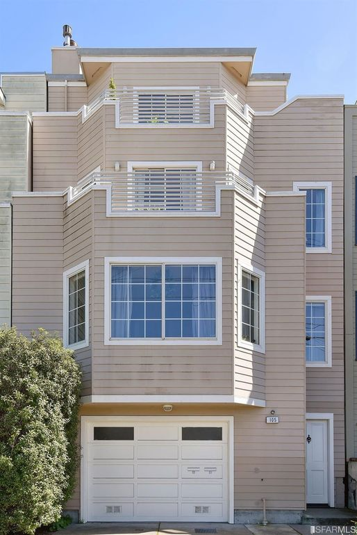 105 Prospect Ave Unit B San Francisco, CA 94110
