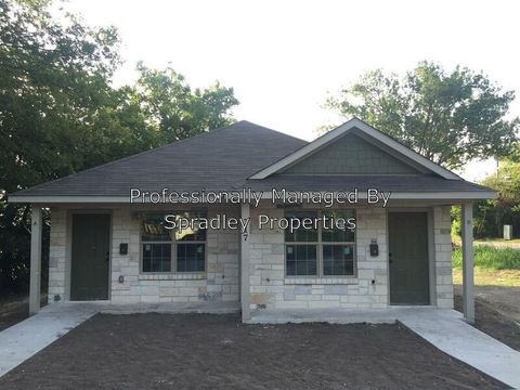 Photo of 117 S 24th St Apt A, Temple, TX 76501