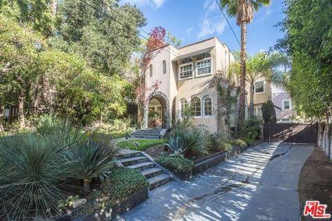 1716 N Gardner St, Los Angeles, CA 90046