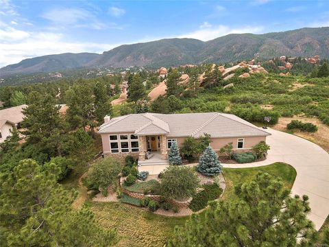 6399 Perry Park Blvd, Larkspur, CO 80118