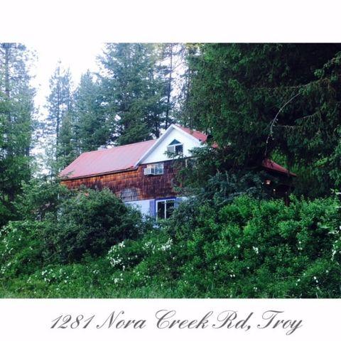 1281 Nora Creek Rd, Troy, ID 83871