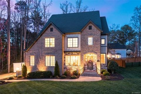 henrico va waterfront homes for sale