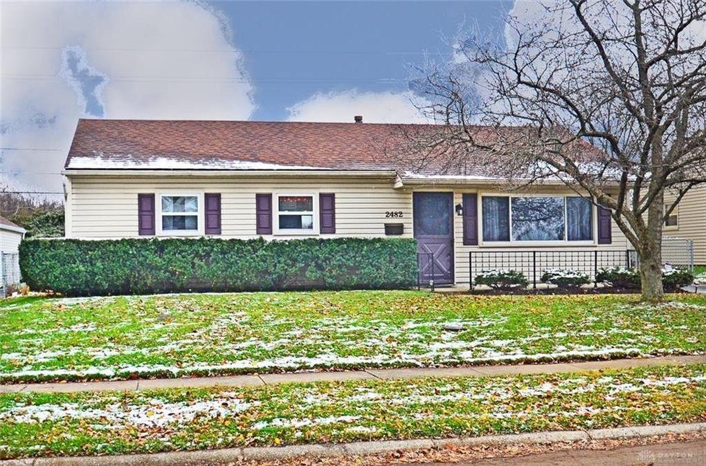 2482 E Aragon Ave, Dayton, OH 45420