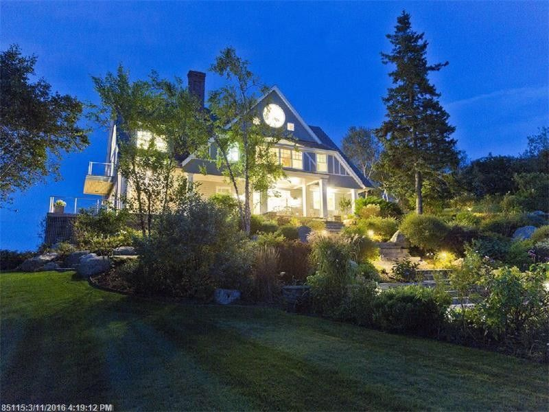 Houses For Sale Mt Desert Island Maine
