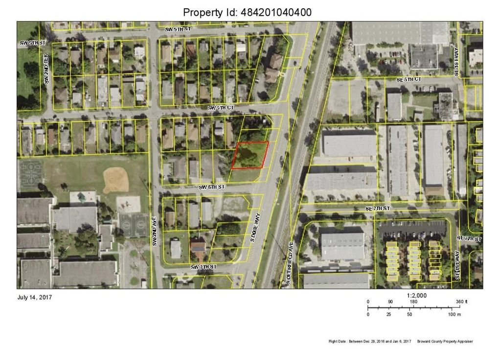 583 S Dixie Hwy Deerfield Beach FL Land For Sale and Real