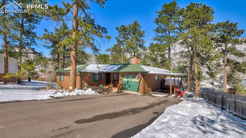 Photo of 9820 Fountain Rd, Cascade, CO 80809