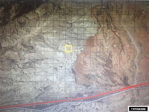 Sec 25 # T20r96 # T20 R96, Red Desert, WY 82336