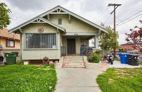 524 S Grande Vista Ave, Los Angeles, CA 90063