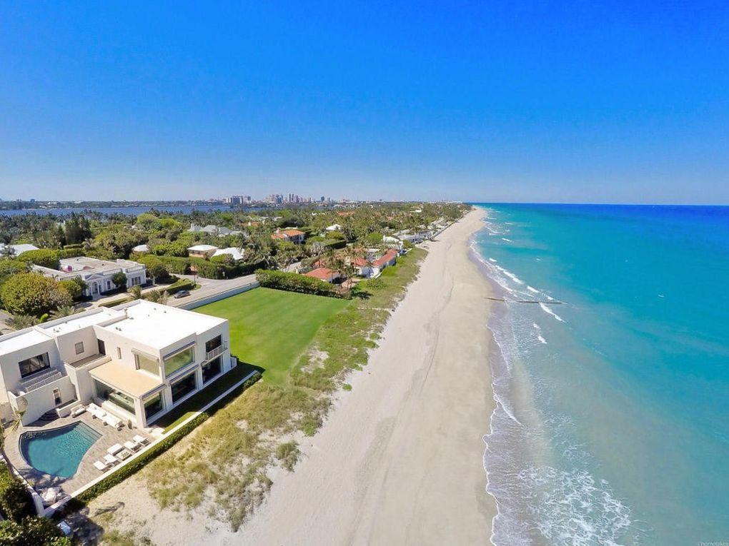S Ocean Blvd Palm Beach Fl  For Sale