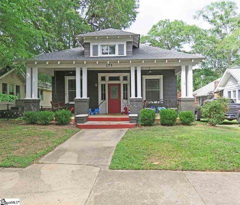 Photo of 193 S Fairview Ave, Spartanburg, SC 29302