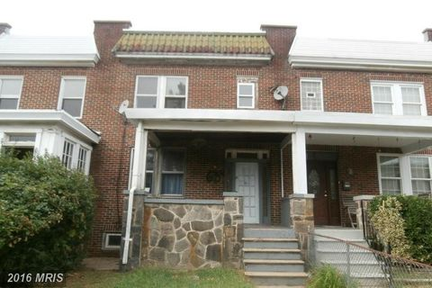 6754 Woodley Rd, Baltimore, MD 21222