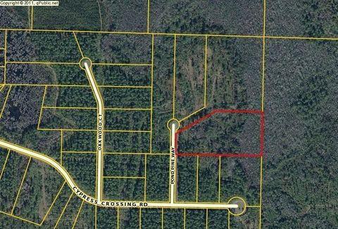 Pond Pine Way Lot 32, Vernon, FL 32462