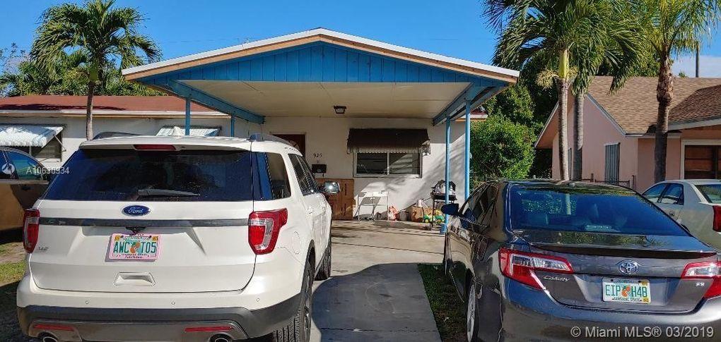 925 Nw 8th St, Homestead, FL 33030