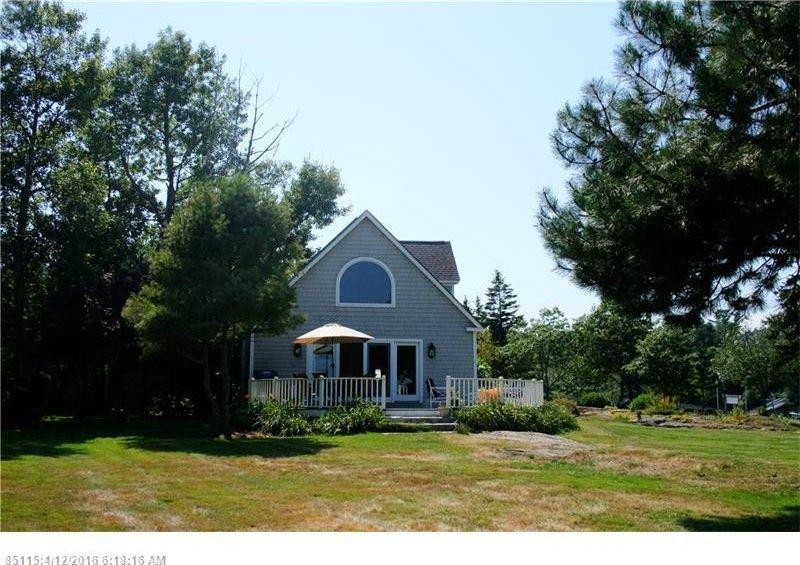 Homes For Sale On Bailey Island Maine