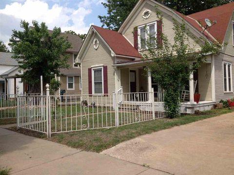 632 S Millwood St, Wichita, KS 67213