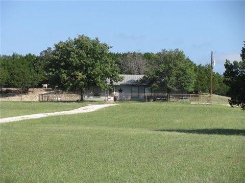 Photo of 4463 County Road 158, Evant, TX 76525