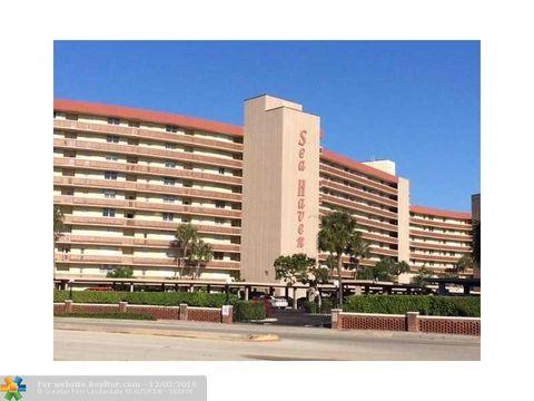 2731 Ne 14th Street Cswy Apt 623, Pompano Beach, FL 33062