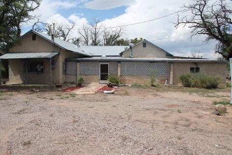21 Camino Del Rio, La Joya, NM 87028