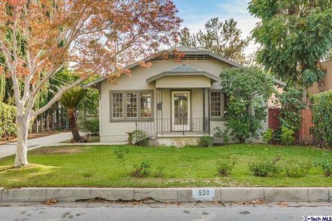 530 W Walnut Ave, Monrovia, CA 91016