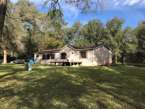 9851 Ne 77th Pl, Bronson, FL 32621