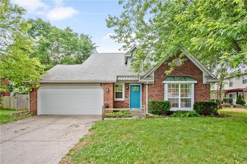 Photo of 10915 Limbach Ct, Lawrence, IN 46236