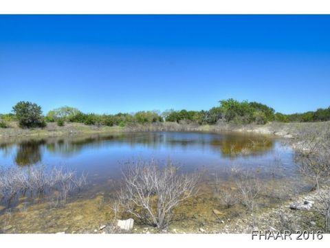 Harmon Rd, Copperas Cove, TX 76539