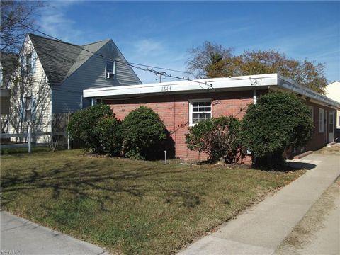 Photo of 1844 Kingston Ave Apt 3, Norfolk, VA 23503