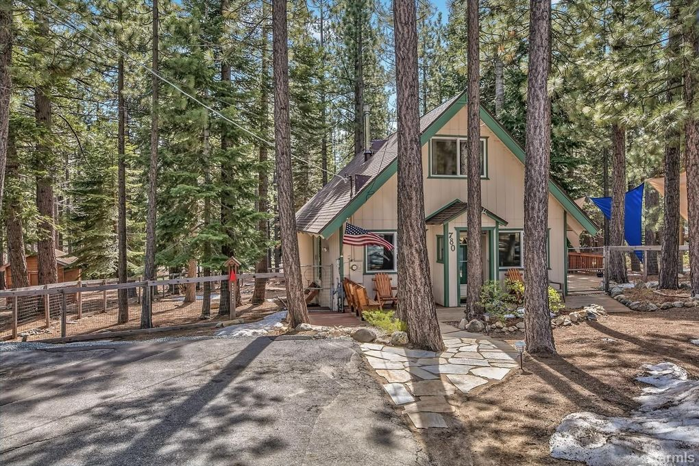 780 Tehama Dr South Lake Tahoe CA realtor