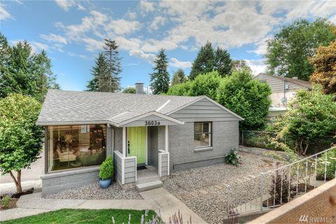 3603 Sw 107th St, West Seattle, WA 98146