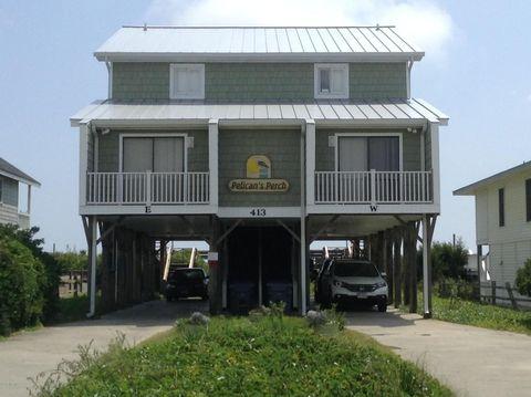 413 Ocean Blvd W, Holden Beach, NC 28462
