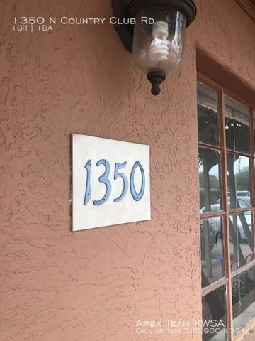Photo of 1350 N Country Club Rd, Tucson, AZ 85716