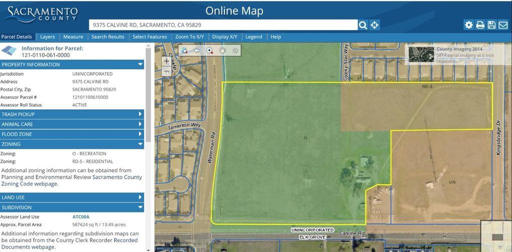 9375 Calvine Rd, Sacramento, CA 95829 - Land For Sale and Real ...