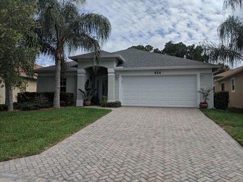 Photo of 524 Calamondin Way Sw, Vero Beach, FL 32968