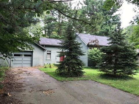 7433 Hayes Hollow Rd, West Falls, NY 14170
