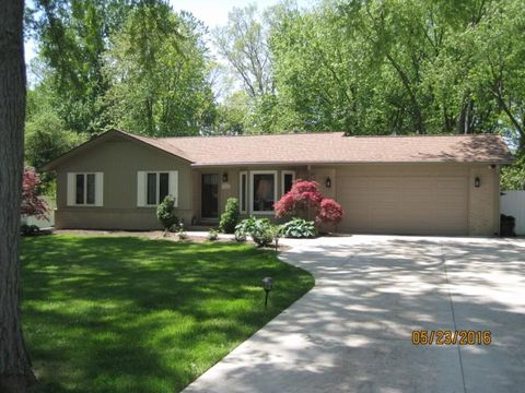 homes for sale near forbes st chesterfield mi