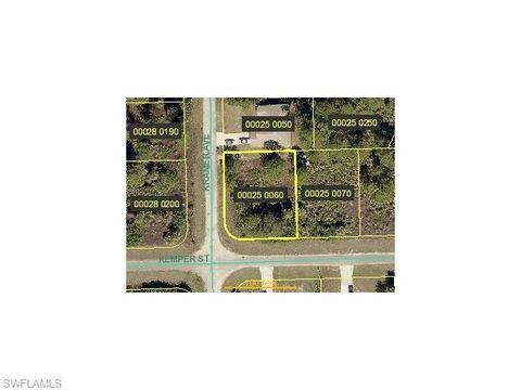 3738 Kemper St, Fort Myers, FL 33905