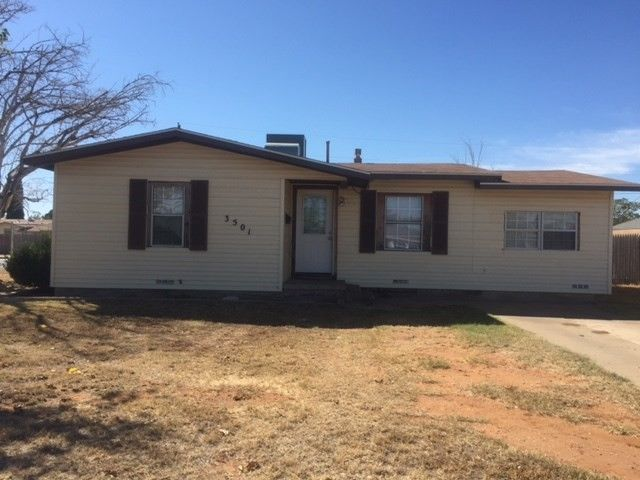 3501 gaston dr midland tx 79703 for Midland home builders